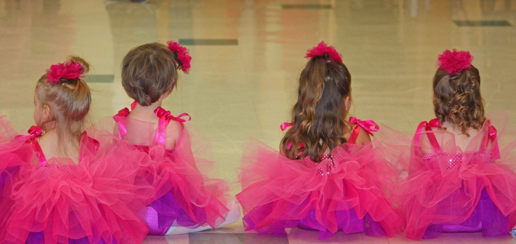 ריקודים ילדים