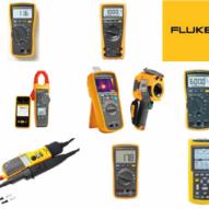 ציוד בדיקה אלקטרוני ותוכנה – FLUKE