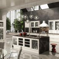 מטבח כפרי- עיצוב, סגנון ויוקרה המתאימים לכל בית
